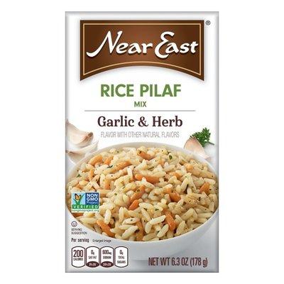 Near East Garlic & Herb Rice Pilaf Mix