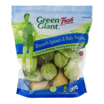 Green Giant Fresh Brussels Sprouts & Baby Potatoes
