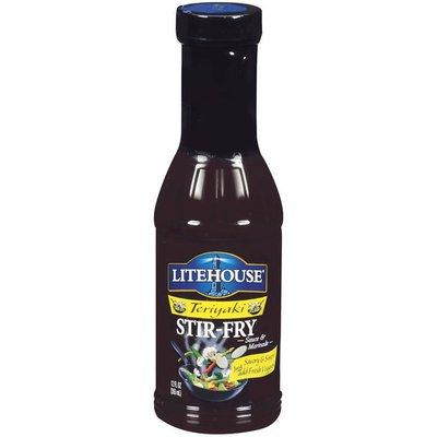 Litehouse Teriyaki Stir Fry Sauce & Marinade