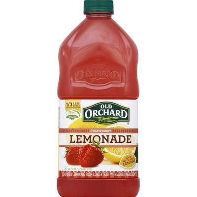 Old Orchard Strawberry Lemonade