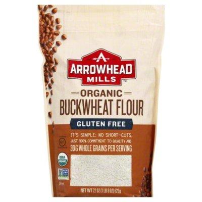 Arrowhead Mills Organic Buckwheat Flour Gluten Free