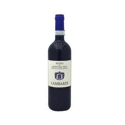 Lambardi 2012 Rosso Di Montalcino Dry Red Wine