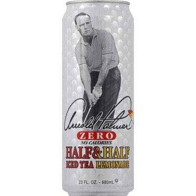 Arizona Half & Half, Iced Tea Lemonade, Zero