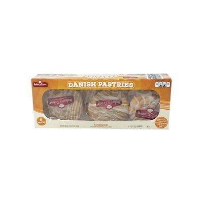 Baker's Treat Cheese Danish