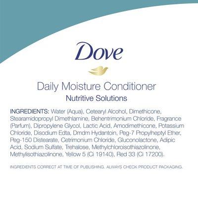 Dove Moisturizing Conditioner Daily Moisture
