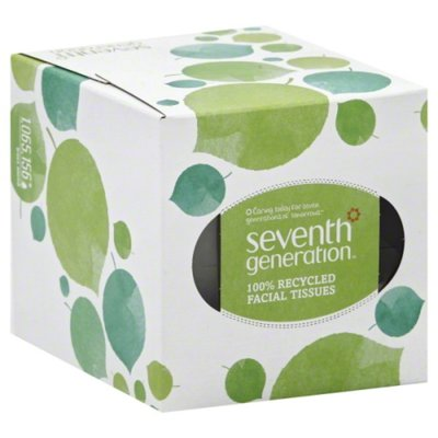Seventh Generation Facial Tissues 2-ply Sheets