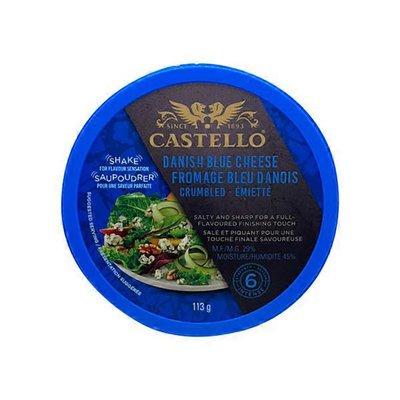 Castello Danish Crumbled Blue Cheese