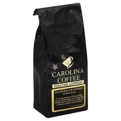 Carolina Coffee Coffee, Ground, Medium Roast, Guatemalan Antigua