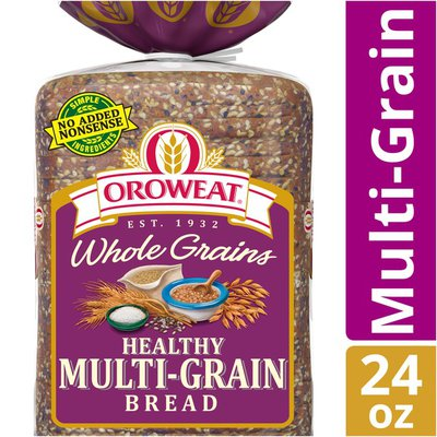 Brownberry/Arnold/Oroweat Whole Grains Healthy Multi-Grain Bread