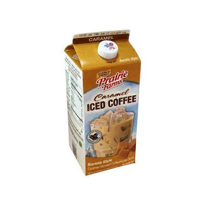 Prairie Farms Barista Style Iced Coffee 64 Fl Oz Instacart