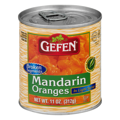 Gefen Mandarin Oranges