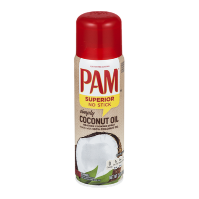 Pam Coconut Oil Cooking Spray