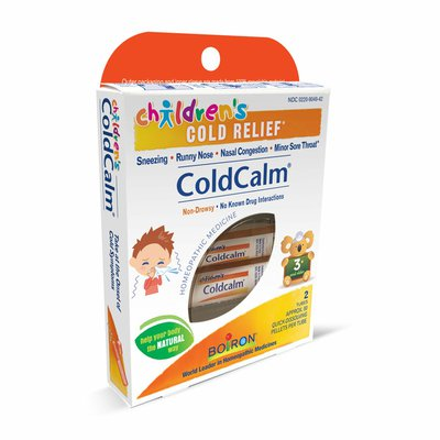Boiron Children's Coldcalm, Homeopathic Medicine for Cold Relief
