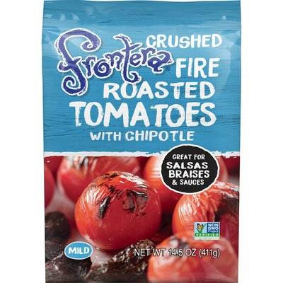 Frontera Crushed Fire Roasted Tomatoes