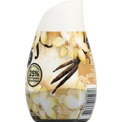 Renuzit Scent Swirls Vanilla, Apricot Blossom & Almond Gel Air Freshener