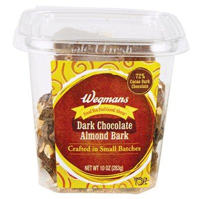 Wegmans Food You Feel Good About Dark Chocolate Almond Bark