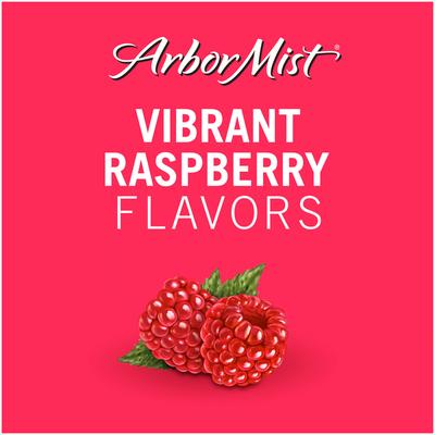 Arbor Mist Raspberry Pink Moscato Fruit Wine