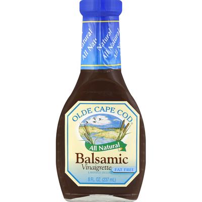 Olde Cape Cod Dressing, Balsamic Vinaigrette & Marinade, Fat Free