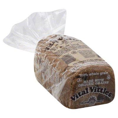 Vital Vittles Bread, Raisin