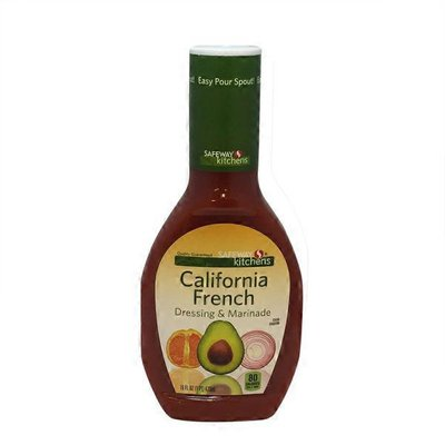 Signature Select Dressing & Marinade, California French Style