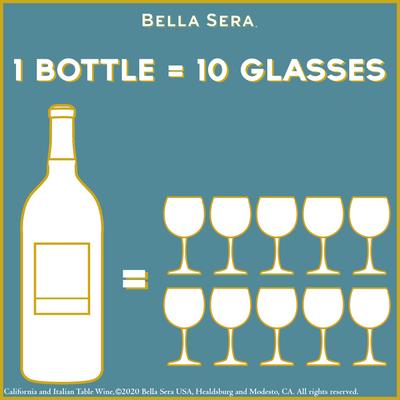 Bella Sera Pinot Grigio White Wine
