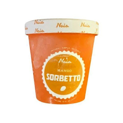 Naia Mango Sorbetto