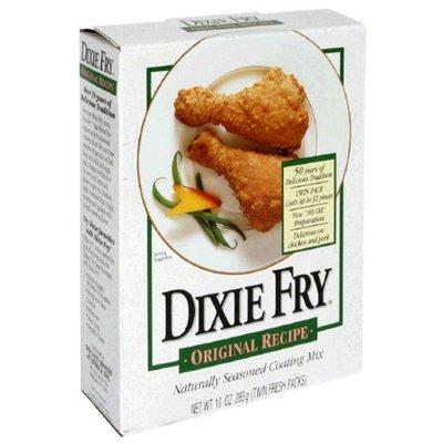 Dixie Fry ORIGINAL RECIPE Naturally Seasoned Coating Mix