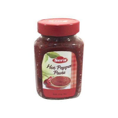 Sera Hot Pepper Paste