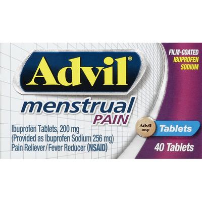 Advil Menstrual Pain, 200 mg, Tablets