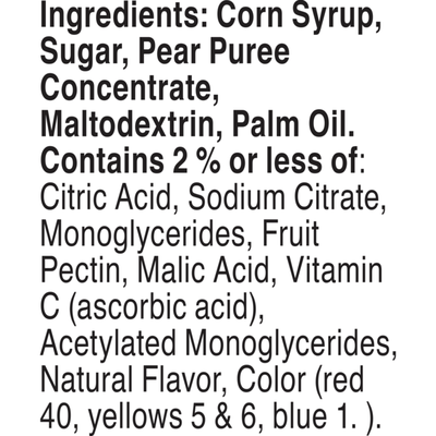 Fruit Roll-Ups Flavor Mixers ,10 Count