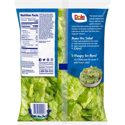 Dole Salad Kit, Classic, Light Caesar