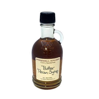Stonewall Kitchen Butter Pecan Syrup