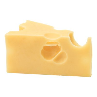 Central Coast Creamery Holey Cow Swiss Cheese Wedge