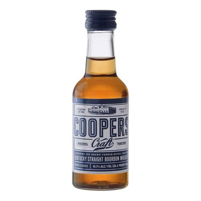 Coopers' Craft® Coopers' Craft Kentucky Straight Bourbon Whiskey