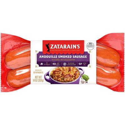 Zatarain's Andouille Smoked Sausage