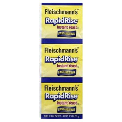 Fleischmann's Fast-Acting Instant Yeast