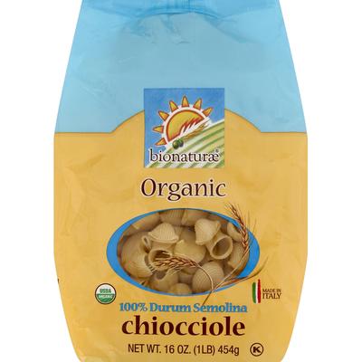 bionaturae Chiocciole, Organic