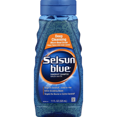 Selsun Blue Shampoo, Dandruff