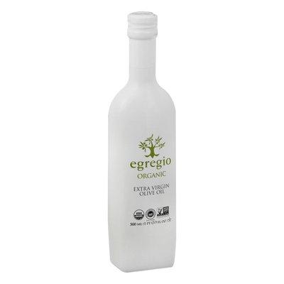 Egregio Olive Oil, Organic, Extra Virgin