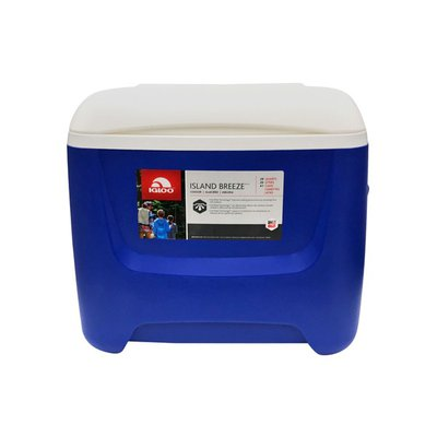Igloo Cooler, Blue, 28 Quart