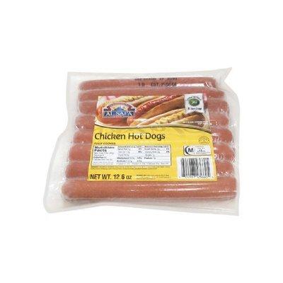 AL Safa Chicken Hotdogs