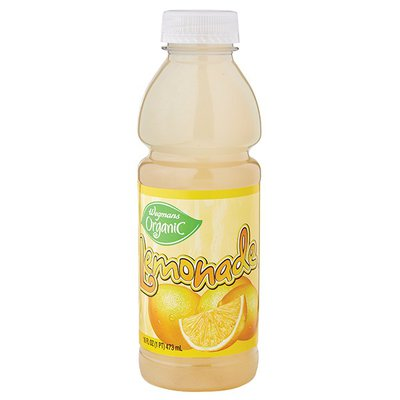 Wegmans Organic Lemonade