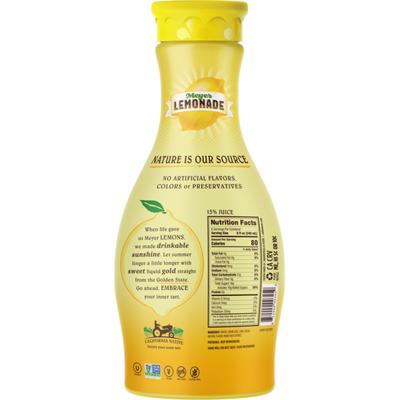 Califia Farms All Natural Homestyle California Lemonade