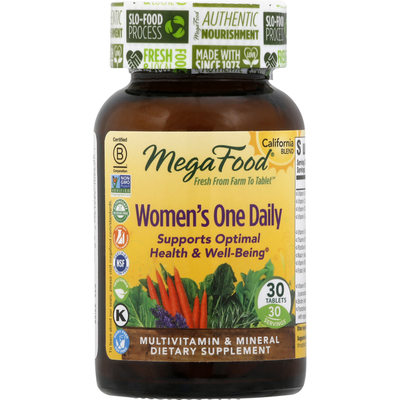 MegaFood One Daily, Women's, Tablets