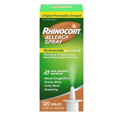 RHINOCORT Allergy Spray