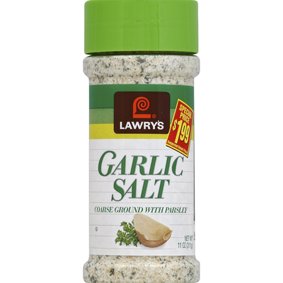 Lawry's Spices & Seasonings, Garlic Salt