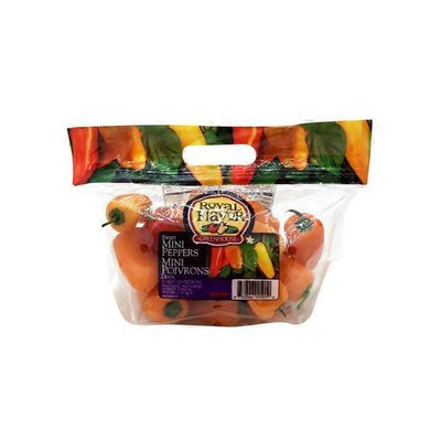 Royal Flavor Mini Sweet Peppers