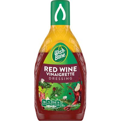 Wish-Bone Vinaigrette Dressing, Red Wine