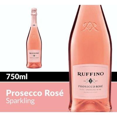 Ruffino Prosecco Rose Italian Sparkling Wine