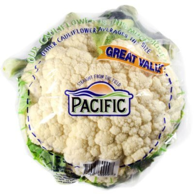 Pacific 1 Head Cauliflower